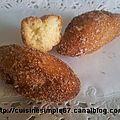 Schankala (beignets alsaciens)