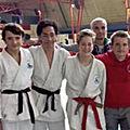 Judo : «ceintures de couleur cadets / cadettes»