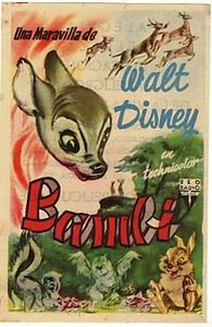 bambi_affiche_1970_s