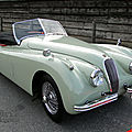 Jaguar xk120 roadster 1948-1954