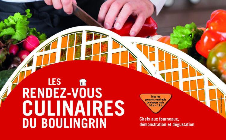 Idir Kemiche (L'Affaire) vendredi 4 novembre au RV culinaires du boulingrin