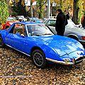 Matra M530 LX coupé (1970-1973)(Retrorencard novembre 2011) 01