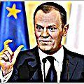 Donald tusk se réjouit des indicateurs économiques européens... mais oublie les pauvres