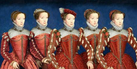 Mode années 1560