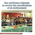 2012: vers une conference syndicale normande