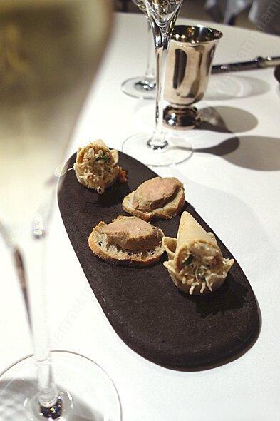 La laiterie menu repas aperitif 001 restaurant gastronomique 1 etoile