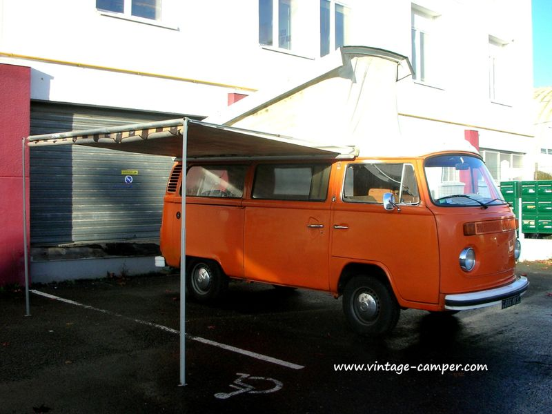 nouveau combi vw en bretagne vintage camper. Black Bedroom Furniture Sets. Home Design Ideas