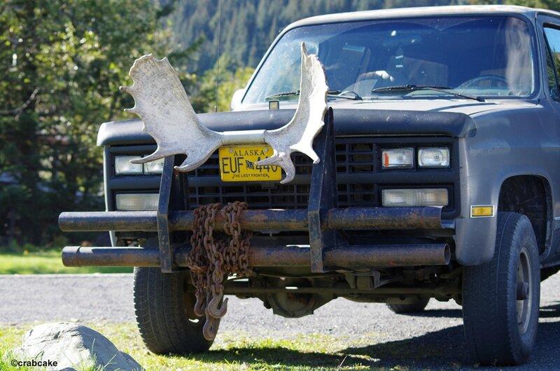 Bienvenus en Alaska