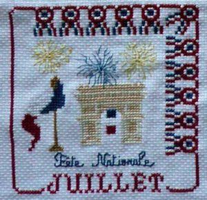JUILLET de Mamitta