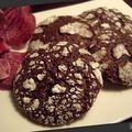 biscuit craquelé de M1