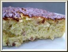 0154 - gratin de quinoa aux courgettes
