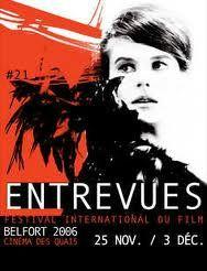 Affiche EntreVues 2006