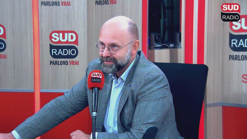 Frederic Fougerat SUD RADIO decembre 2919