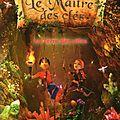Le maître des clés, tome 4 : la terre des elfes, benoît grelaud
