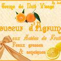 Crème de nuit douceurs d'Agrume (swap)