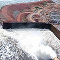 Lom-pangar : les travaux du barrage réalisés à près de 98%