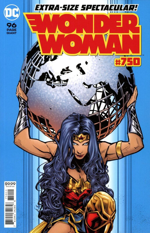 rebirth wonder woman 750