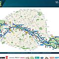 Marathon de paris ... petite revue du parcours