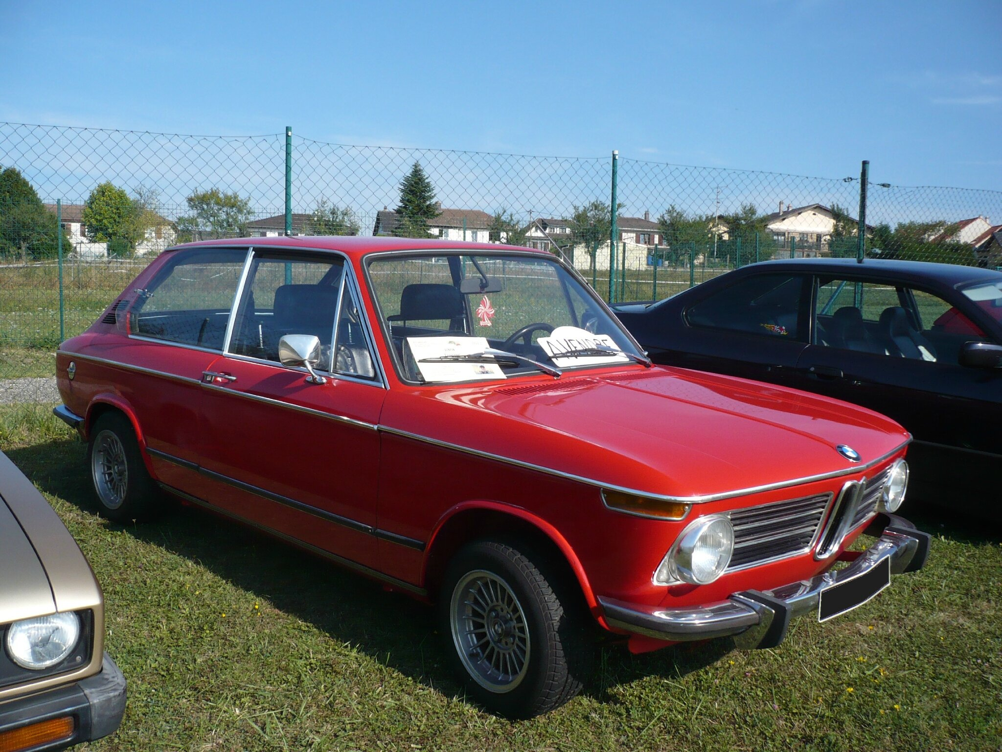 BMW 2000 Touring 1971 Hambach (1)