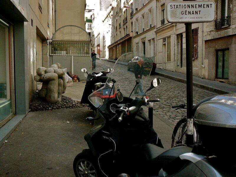 Cliché montmartrois.