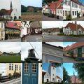 Ville et campagne danoises