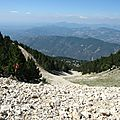 Mont Ventoux, la piste rouge (84)