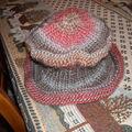 Chapeau tricote