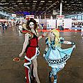 Alice et Reine de Coeur