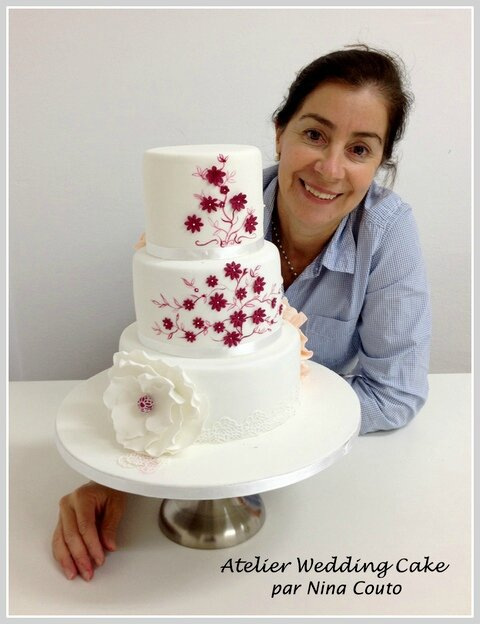 formation wedding cake bordeaux photos de la formation wedding cake 224 232 ve atelier des 14414