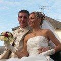 Mon frére Yann avec sa femme Patricia