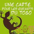 Une carte pour les enfants du Togo