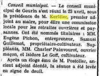 Presse La Croix du Morbihan 1911_2