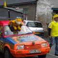 ducasse 2010 Nicolas et la superbe voiture
