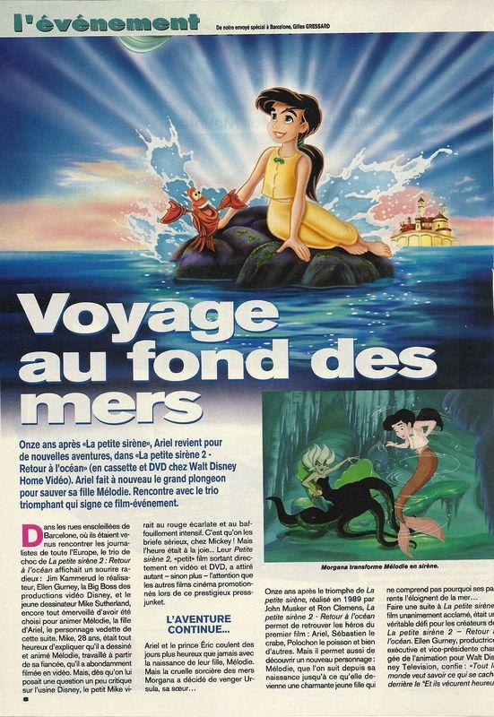 La Petite Sirène 2 : Retour à l'Océan [DisneyToon - 2000]  - Page 11 67152933