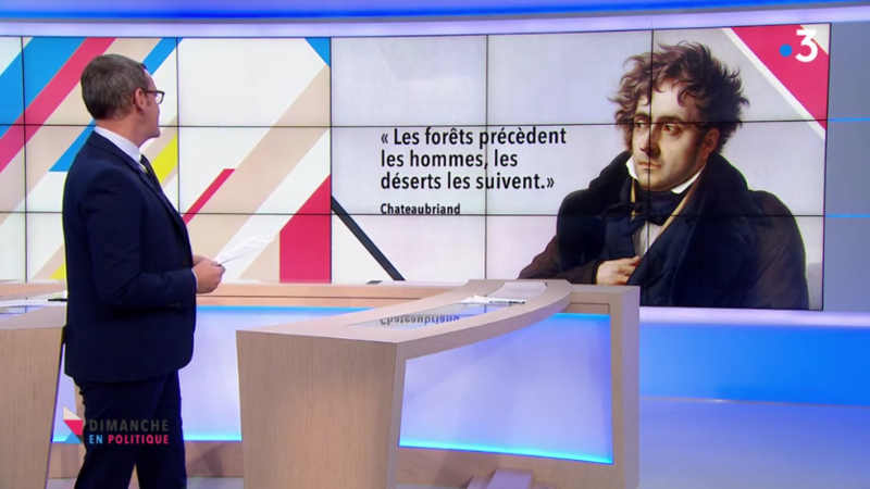 CHATEAUBRIAND DIMPOL MEDIA DIXIT WORLD
