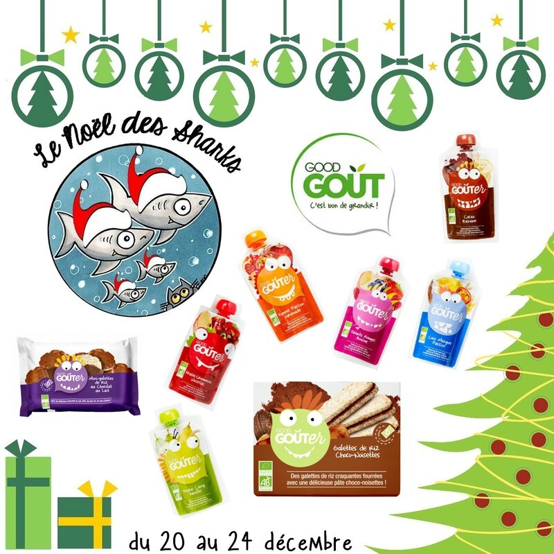 20 concours goodgout
