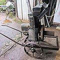 Restauration moteur bernard w1 1932