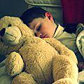 prince endormi