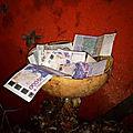 Calebasse magique de richesse