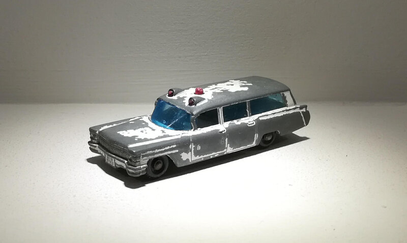 Cadillac Ambulance (Matchbox)