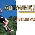 Vacances d'automne 2015