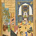 """""""worlds within worlds: imperial paintings from india and iran"""" @ the sackler"""