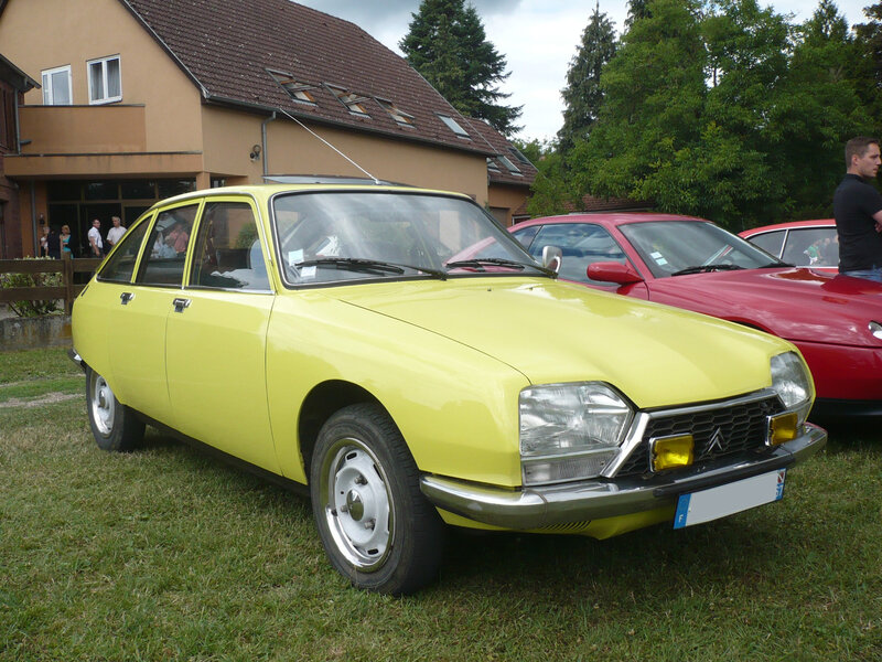 CITROËN GS X Woerth (1)