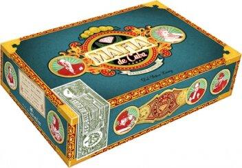 Boutique jeux de société - Pontivy - morbihan - ludis factory - Mafia de cuba