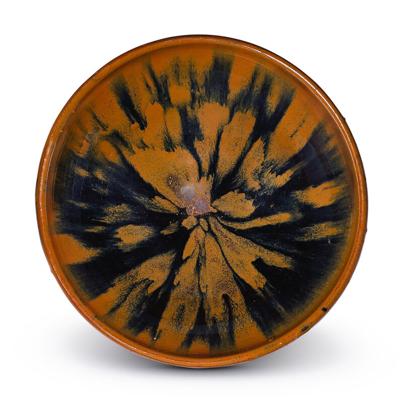 A Henan russet-splashed bowl, Northern Song dynasty (960-1279)