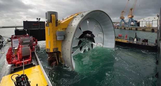 Cherbourg hydro