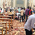 Sri Lanka attentats