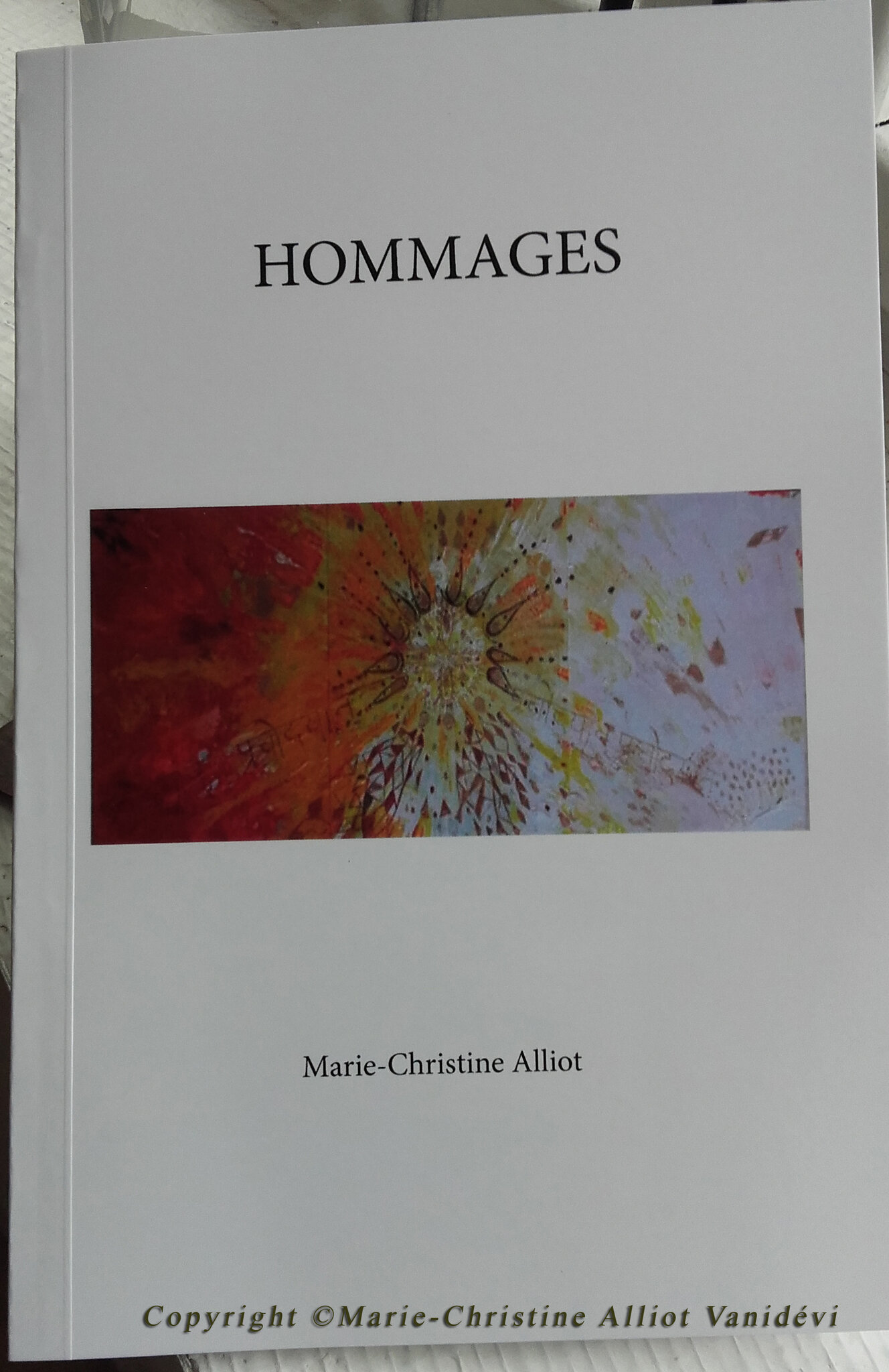 Hommages: Marie-Christine Alliot