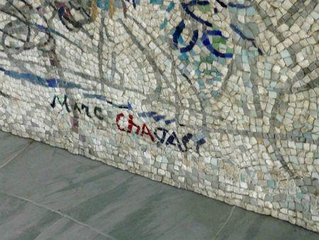 Martigny Gianadda Chagall