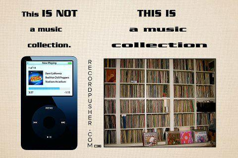 A Music collection